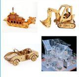 レーザーの打抜き機および木のためのCNCの彫刻家機械