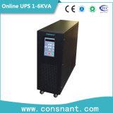 UPS en línea de baja frecuencia con 16 pedazos de la batería