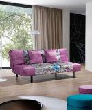 اثنين من مطوية ملون نسيج أريكة سرير (K056)