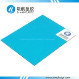 Transparenter Lake Blue Polycarbonate PC Solid Sheet durch Makrolon