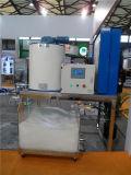 Novo tipo máquina de gelo do floco de 600kgs/Day para a cadeia de supermercados