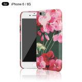 Caixa do telefone de pilha do teste padrão de pano do pássaro da fábrica de China para iPhone6 mais