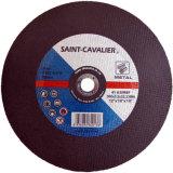 A roda da estaca, disco da estaca, eliminou a roda 350X3.0X25.4