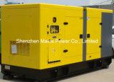 силы номинальности 440kVA 352kw генератор Pekins резервной молчком тепловозный