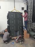 Jbl Vt4889 Lautsprecher-Zeile Reihen-System des PA-Lautsprecher-Doppeldreiwegeim freienstadiums-15inch