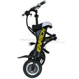 2016 enrichir le meilleur vendant le scooter électrique de mini batterie Li-ion portative électrique pliable