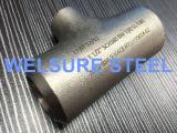 Te del igual de la instalación de tuberías de acero inoxidable S31500