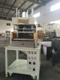 Pneumatische heiße Presse-Maschine mit der Presse-Zeit kontrollierbar