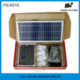 4PCS LED 전구를 가진 격자 태양 에너지 시스템 떨어져 8W