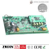 Impianto antifurto intelligente di obbligazione domestica della doppia rete dello PSTN e di GSM