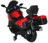 Conduite neuve de 2016 gosses 12V sur la moto