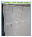 El bolso enorme grande tejido los PP de FIBC con refuerza el paño