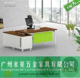 Oficina de acero de la pierna de la mejor calidad y muebles caseros con la cabina