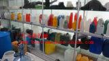Soufflage de corps creux en plastique effectuant la machine