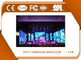 Fase di pubblicità locativa fusa sotto pressione dell'interno Full-Color della visualizzazione P3.91 della visualizzazione di LED