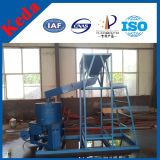 Het Goud van de Apparatuur van de Goudwinning van Keda van Qingzhou centrifugeert