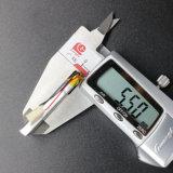 3.7V, 600mAh, [602540] van het Polymeer van het Ion/het Li-Ion van het Lithium Batterij voor Dvr- Verslag, MP3, MP4, Stuk speelgoed, GPS, Slim Horloge, de Camera van de Sport