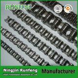 Chaîne de boîte de vitesses d'acier inoxydable de constructeur, chaîne à chaînes de boîte de vitesses de rouleau