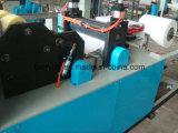Alto tessuto del fazzoletto di carta di produzione che fa la strumentazione della macchina