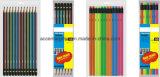 Crayon en bois d'HB de qualité avec ou sans la gomme à effacer