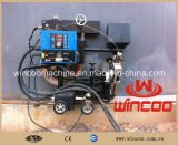 Máquina de soldadura do tanque do equipamento de Constrution do tanque