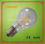 Bulbo del filamento de la alta calidad A19 LED