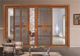 Fuxuan 좋은 품질 알루미늄 이중 유리를 끼우는 미끄러지는 Windows 또는 알루미늄 Windows