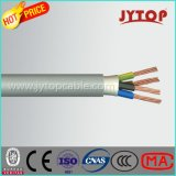 Nhmh por cable, libre de halógenos, retardante de llama, multi-núcleo del cable con conductor de cobre