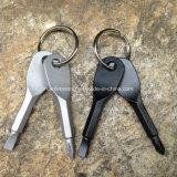 """Cacciaviti """"phillips"""" scanalati chiave dell'acciaio di getto di precisione di figura mini"""