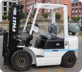 Ltmaの新しい2.5トンLPGガソリンフォークリフトのタイプ