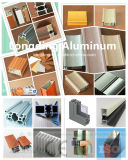 Различно штрангй-прессовани алюминия индустрии