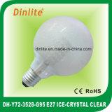 Lampada chiara di G95 4W 6W LED