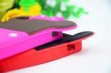 Caixa do telefone do silicone de Mickey Minnie para o iPhone 6 Huawei P8lite P9 J7 J5prime principal (XSD-017, XSD-018)