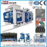 Автоматическая машина Paver блока Qt12-15