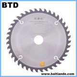 Hoja de sierra circular para madera o metal o aluminio