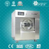 La machine à laver commerciale automatique de blanchisserie de l'Inde partie le prix dans l'hôtel