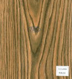 Noix Wood Grain Paper comme Decorative Paper pour Floor