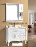 1000mm Lowes PVC浴室の虚栄心PVC浴室用キャビネット