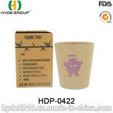Biodegradierbares organisches Bambusfaser-Großhandelscup (HDP-0422)