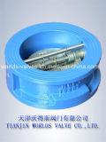 Valvola di ritenuta doppia del piatto della cialda di gomma della guarnizione (H41H-16/25)