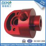 Präzisions-Farben-anodisierenaluminium CNC-maschinell bearbeitenteile für Autoteile (LM-857)
