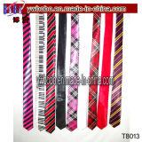 Cadeau en nylon de Noël de relation étroite de cravate de cravates pour l'homme (T8011)