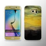 Gevormde Dekking Iml voor S6 Geval van de Telefoon van de Cel van de Rand het Mobiele