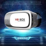 Стекла 3D Vr варианта коробки 2.0 Headmount Vr картона Google фактически