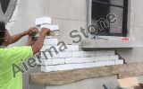 Interior와 Exterior Wall Cover (ABA-16)를 위한 구체적인 Facing Brick