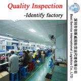 Service adapté aux besoins du client (l'usine indentify, inspection de qualité, communication, le cheminement d'ordre, embarquant)