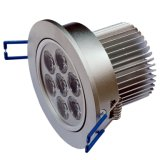 luz de techo de 7W LED Downlight LED LED