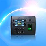 マルチメディア指紋の時間出席のアクセス制御かカメラ/3G GPRS (TFT900)