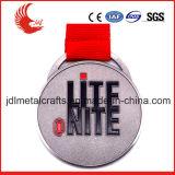 기념품 사용과 도금 기술 주문 마라톤 메달