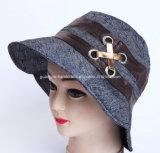 安いブランク明白なバケツの帽子の卸売